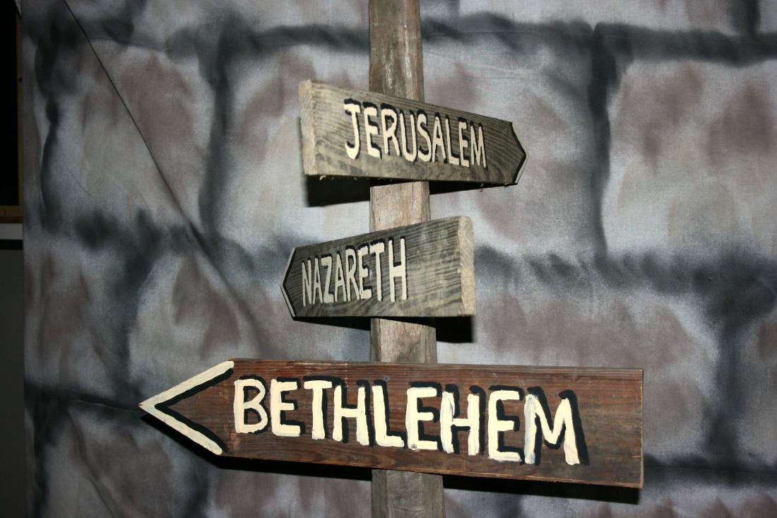 Hope Family Life Ministry - A Night in Bethlehem, 2011